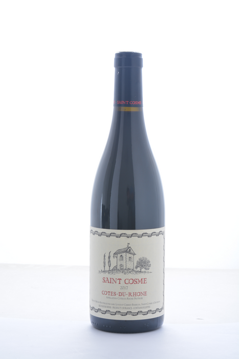 Saint Cosme Cotes du Rhone 2017 - 750 ML - Wine on Sale