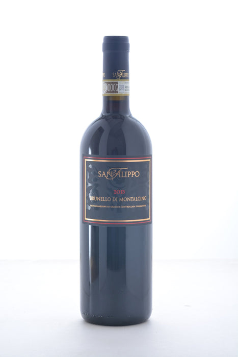San Filippo Brunello di Montalcino 2013 - 750 ML - Wine on Sale