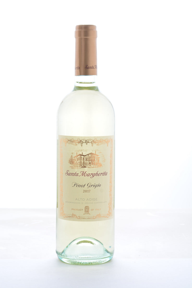 Santa Margherita Pinot Grigio 2017 - 750 ML - Wine on Sale