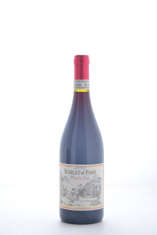 Scarlet of Paris - 2017 Pinot Noir - 750ML - Wine on Sale