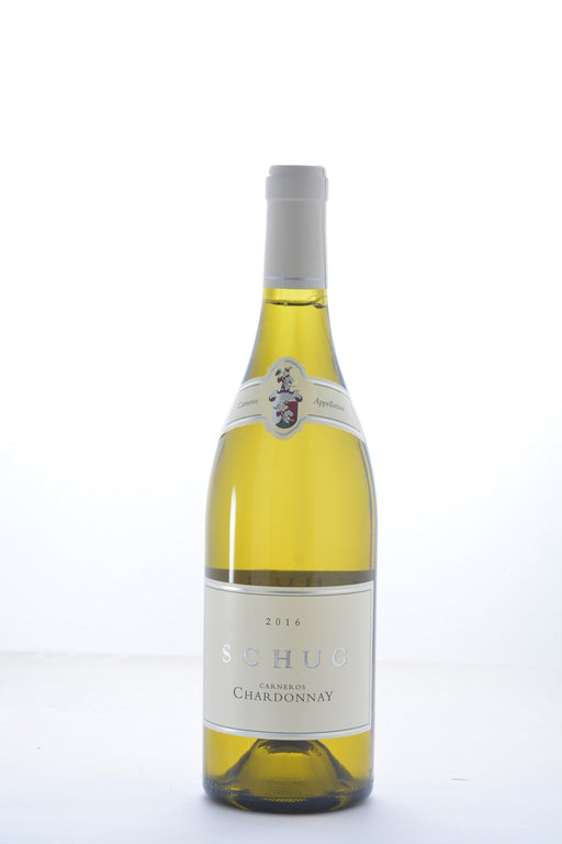 Schug Carneros Chardonnay 2016 - 750 ML - Wine on Sale