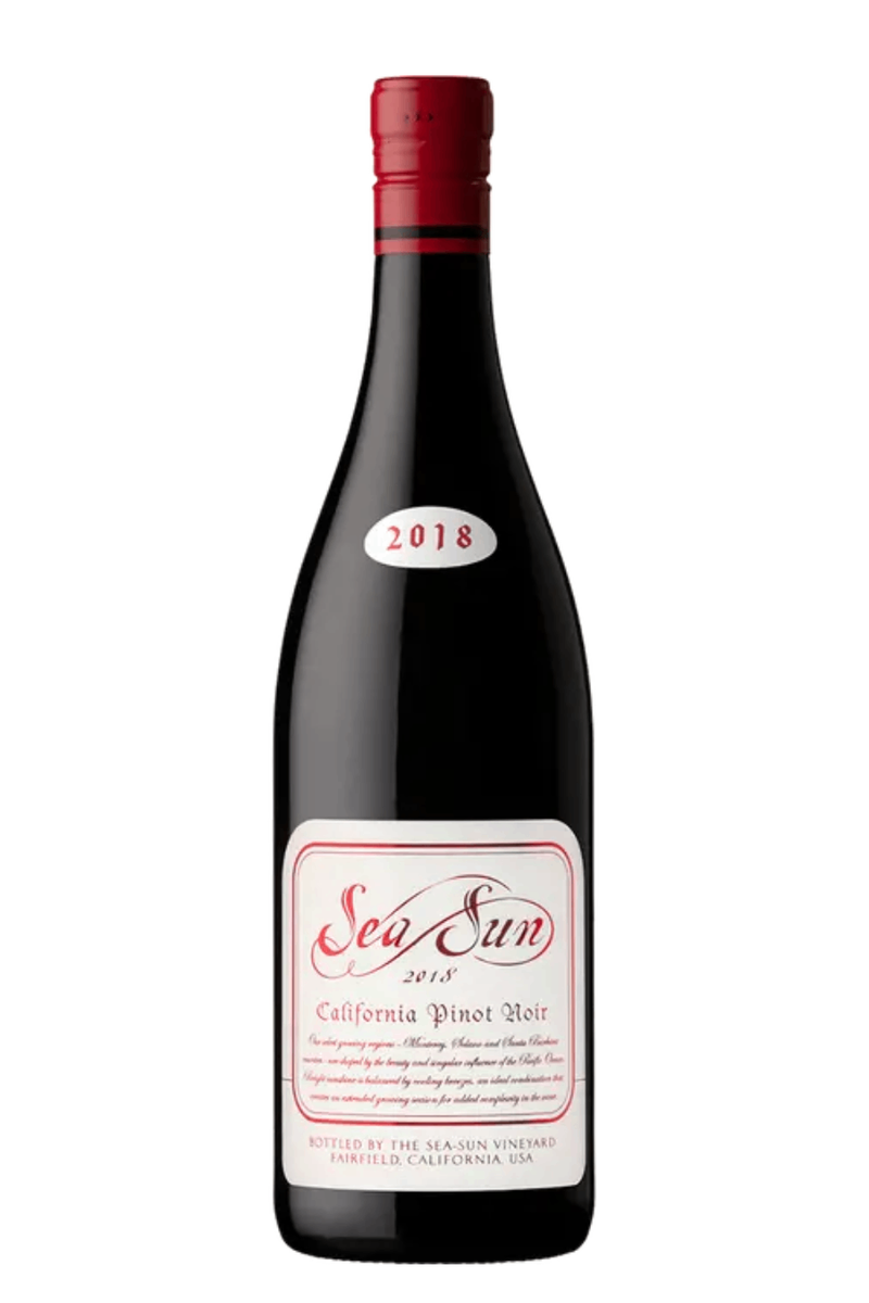 Sea Sun California Pinot Noir 2019 by Charlie Wagner - 750 ML