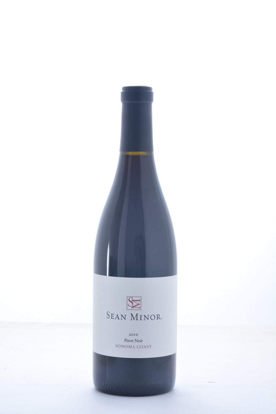 Sean Minor Pinot Noir Sonoma Coast 2016 - 750 ML - Wine on Sale