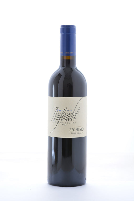 Seghesio Sonoma Zinfandel 2017 - 750 ML - Wine on Sale