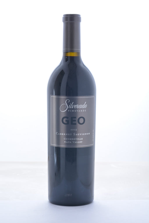 Silverado Vineyards GEO Cabernet Sauvignon 2013 - 750 ML - Wine on Sale