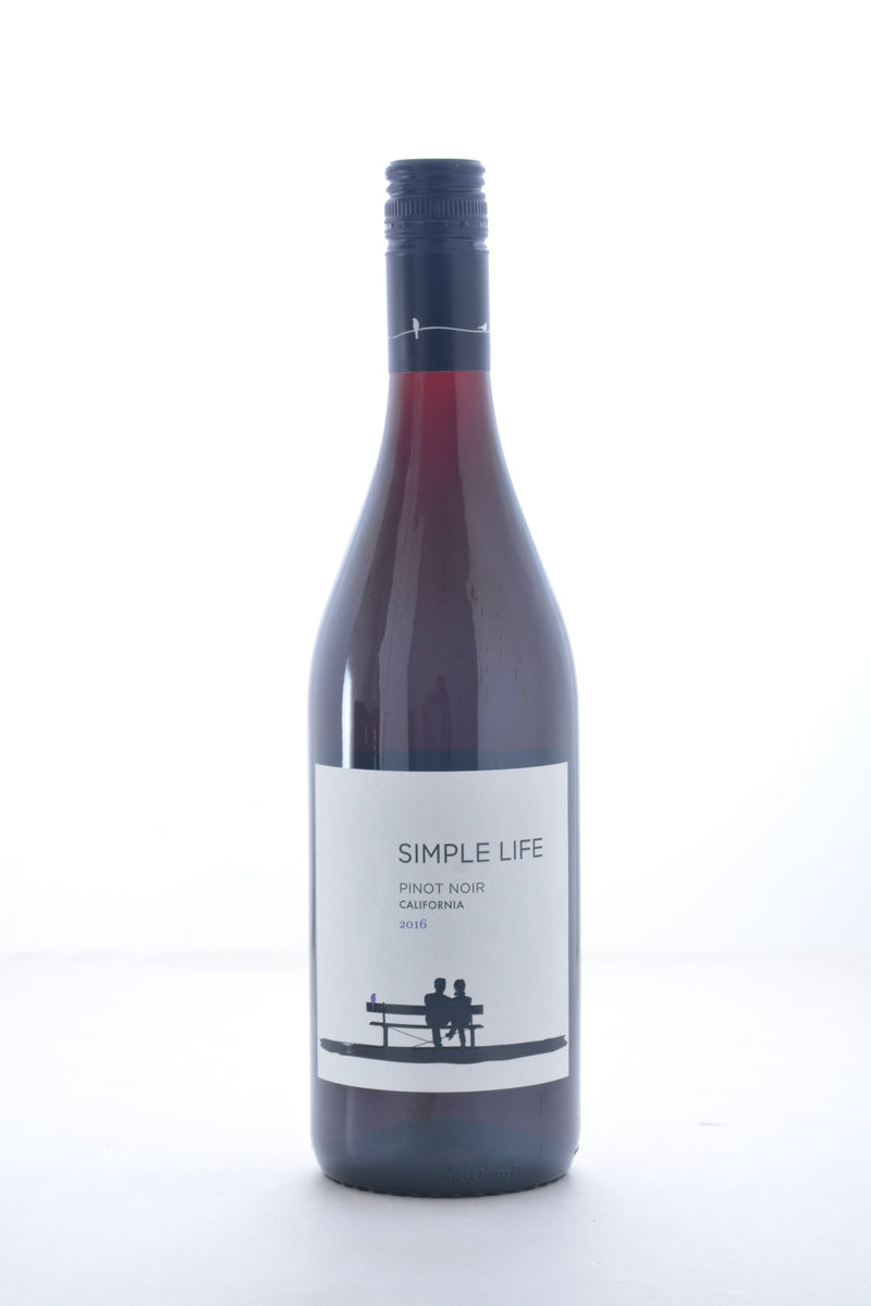 Simple Life Pinot Noir 2016 - 750 ML - Wine on Sale