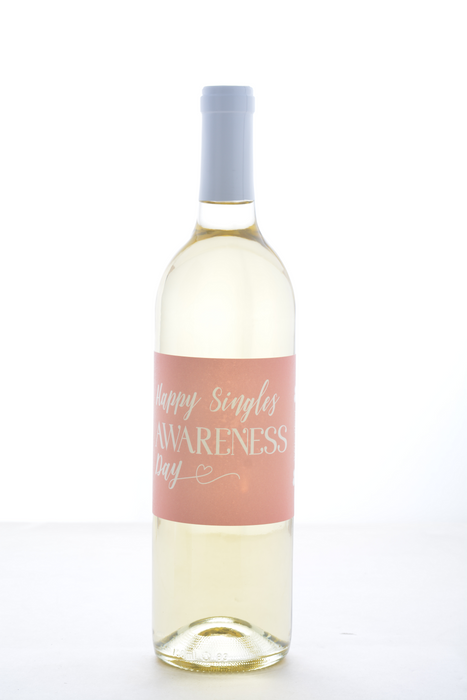 Happy Singles Awareness Day White Blend - 750 ML - Wine on Sale