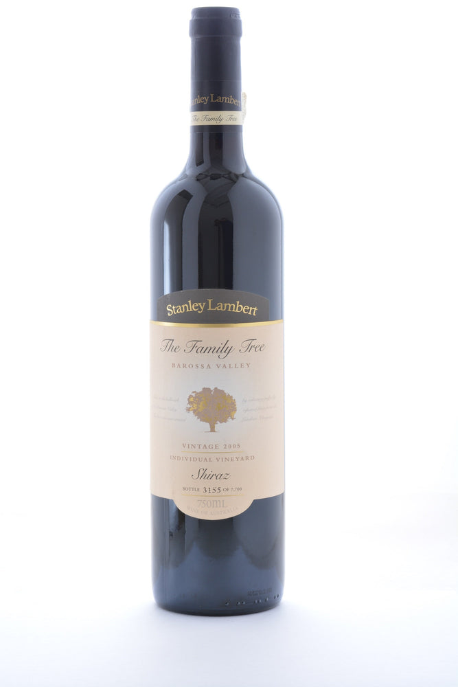 Stanley Lambert The Family Tree Shiraz 2005 - 750ML - Wine on Sale