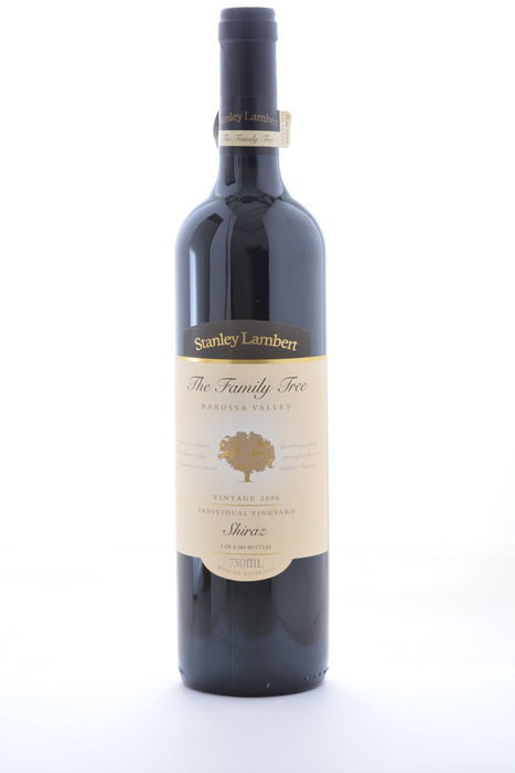 Stanley Lambert The Family Tree Shiraz 2006 - 750ML - Wine on Sale