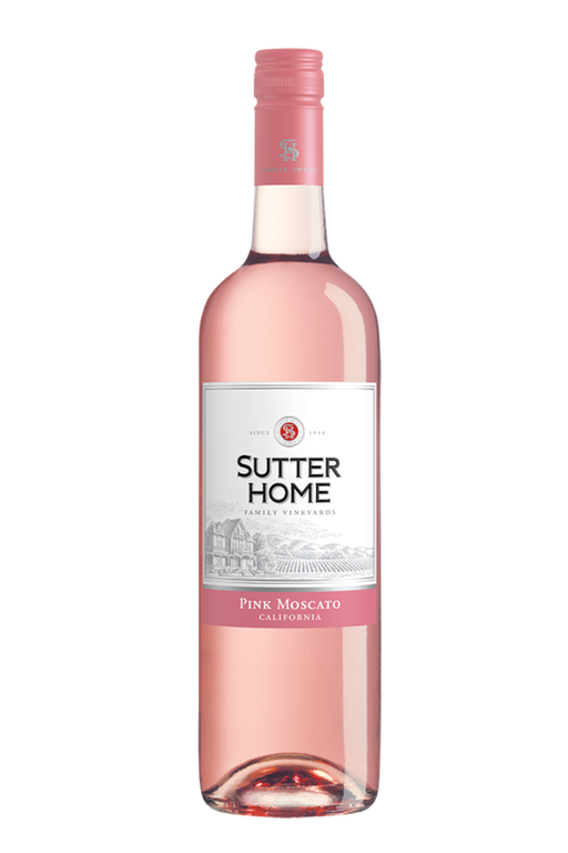 Sutter Home Pink Moscato - 750 ML