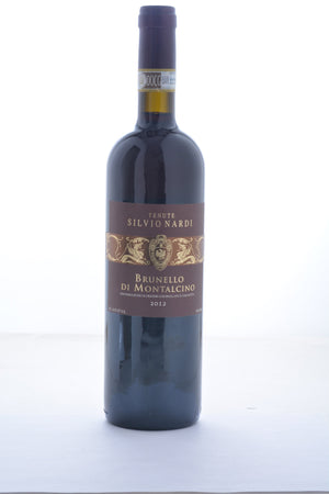 Tenute Silvio Nardi Brunello di Montalcino 2012 - 750 ML - Wine on Sale