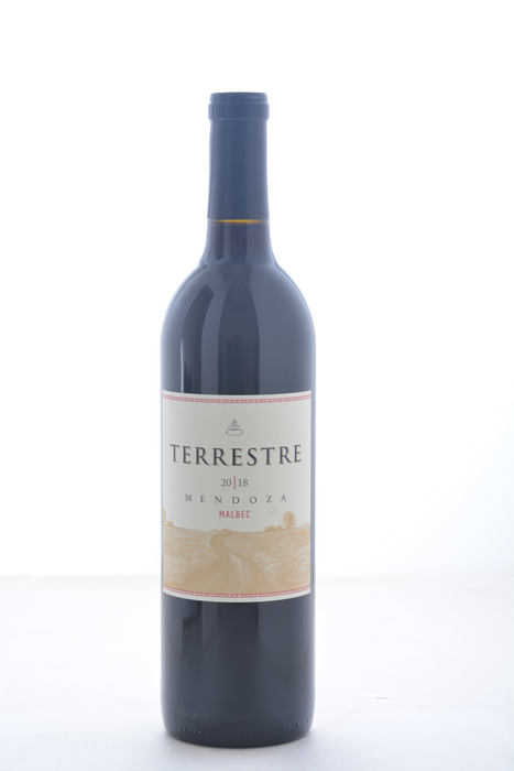 Terrestre Mendoza Malbec 2018 - 750 ML - Wine on Sale