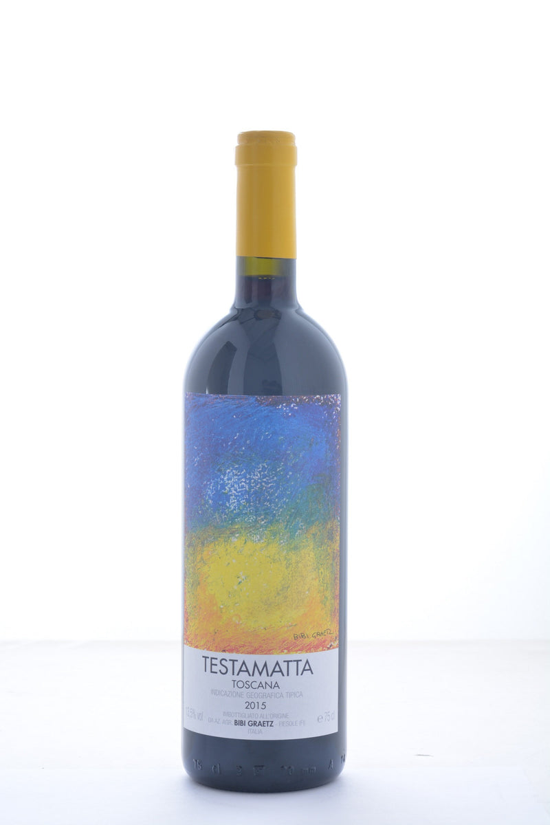 Testamatta Bibi Graetz Sangiovese 2015 - 750 ML - Wine on Sale