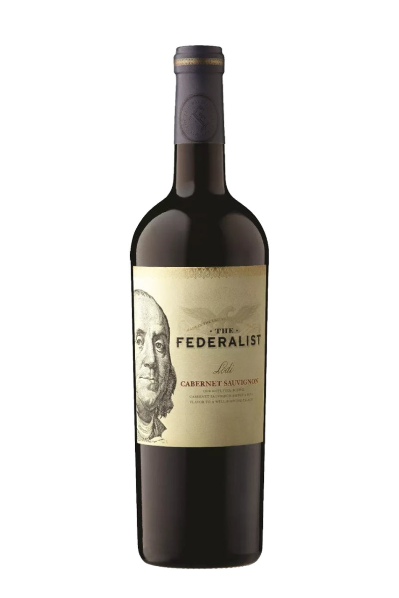 The Federalist Cabernet Sauvignon 2017 - 750 ML