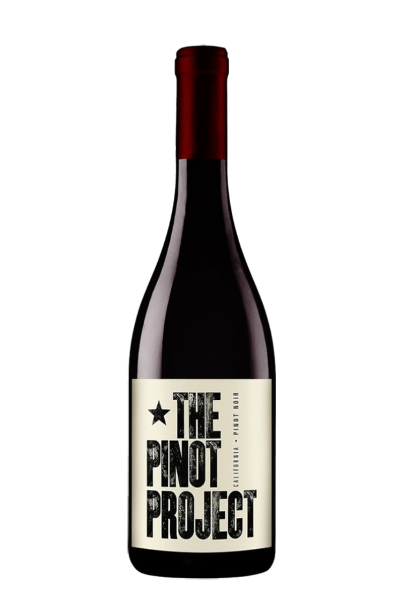 The Pinot Project Pinot Noir 2019 - 750 ML