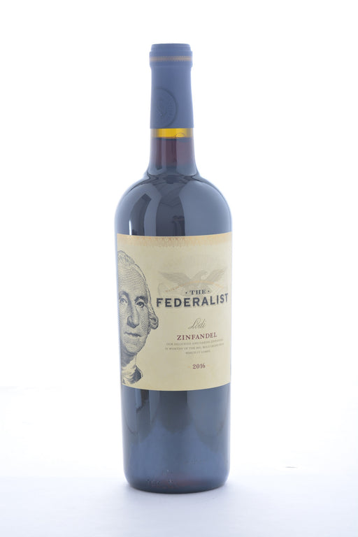 The Federalist Lodi Zinfandel 2016 - 750 ML - Wine on Sale