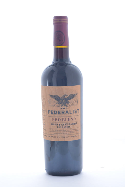 The Federalist Bourbon Barrel-Aged Red Blend 2016 - 750 ML - Wine on Sale