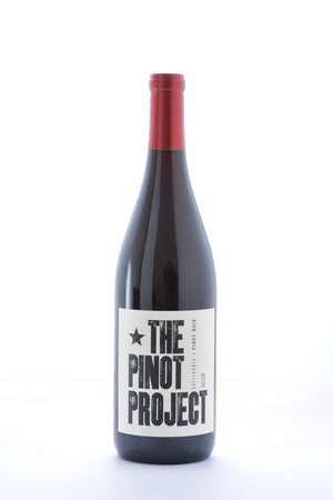 The Pinot Project Pinot Noir 2017 - 750ML - Wine on Sale