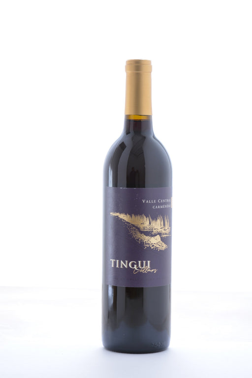 Tingui Cellars Carménère 2017 - 750ML - Wine on Sale