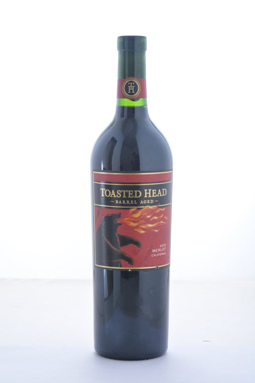 Toasted Head Merlot 2015 - 750 ML
