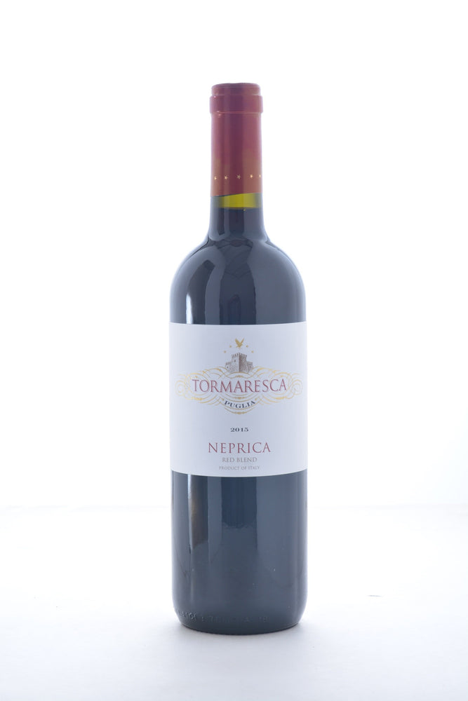 Tormaresca Neprica Red Blend 2015 - 750 ML - Wine on Sale