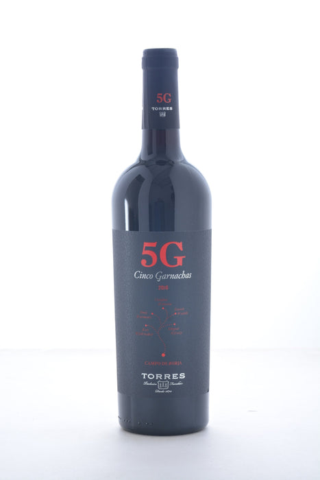 Torres 5G Garnachas 2016 - 750 ML - Wine on Sale