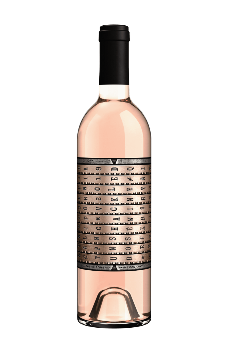 Unshackled by The Prisoner Rose 2019 - 750 ML