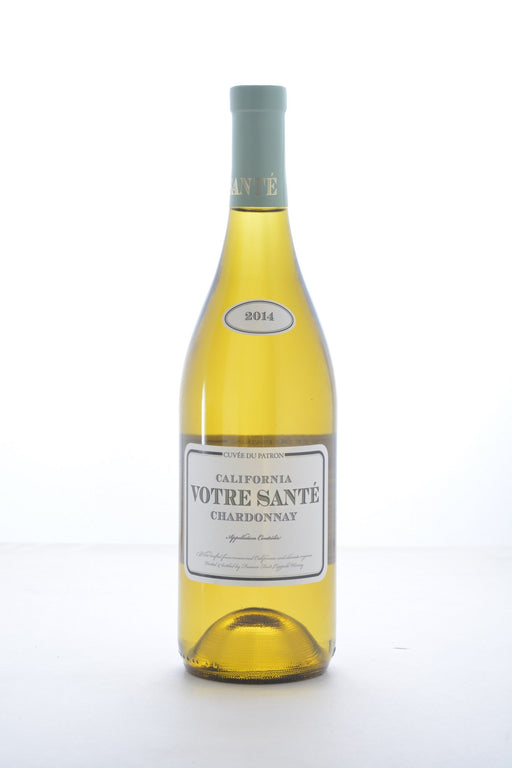 Votre Sante Chardonnay Francis Ford Coppola 2014 - 750 ML - Wine on Sale