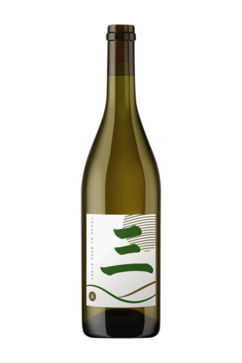 Wade Cellars Three By Wade Blanc 2019 - 750 ML