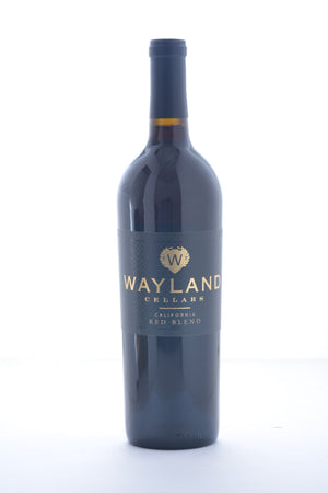 Wayland Cellars California Red Blend 2016 - 750 ML - Wine on Sale