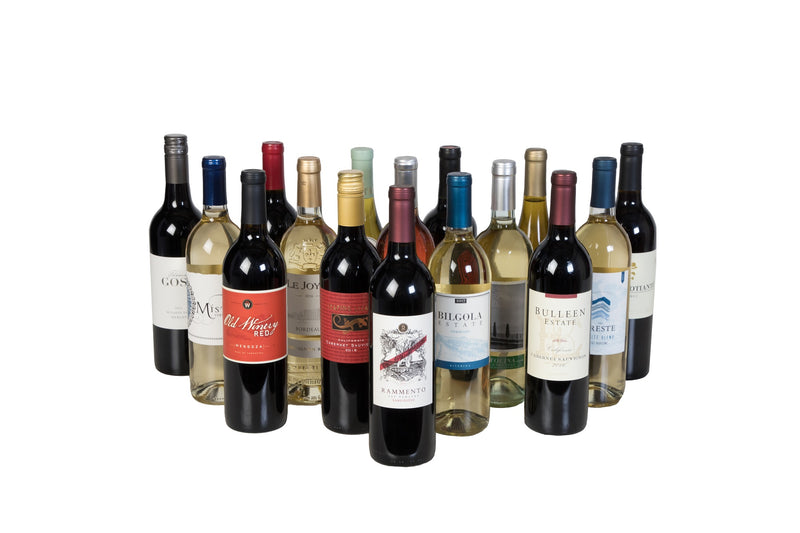 Groupon - 16 Pack - Wine on Sale