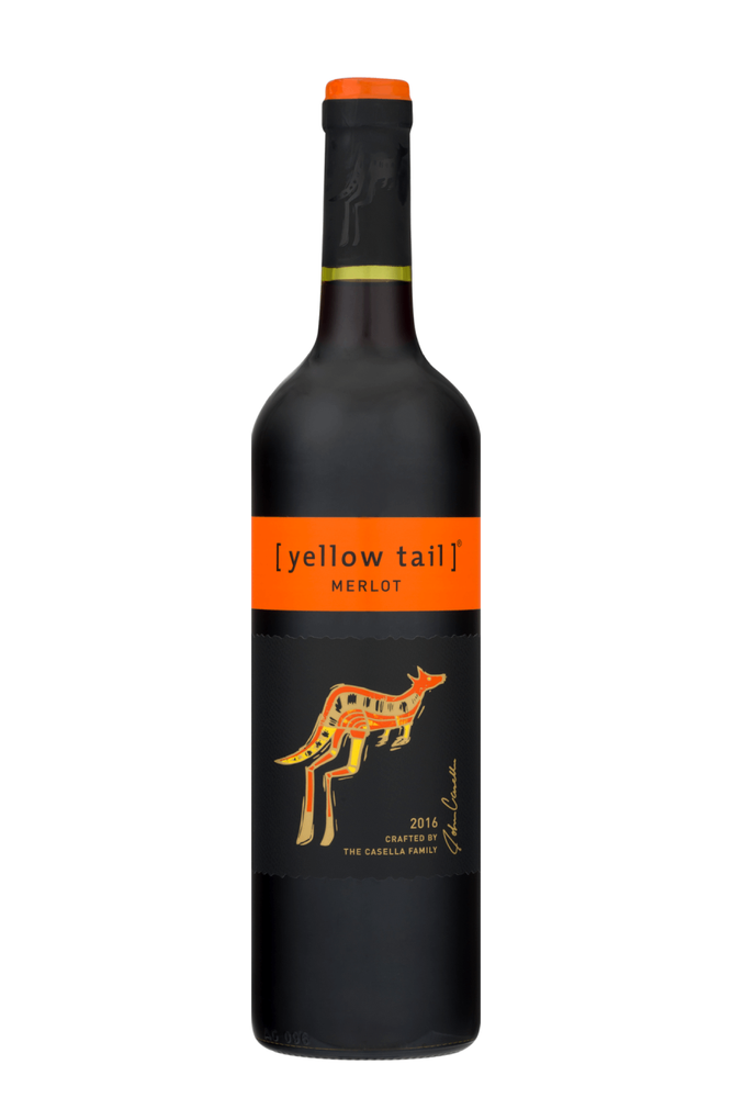 Yellow Tail Merlot - 750 ML