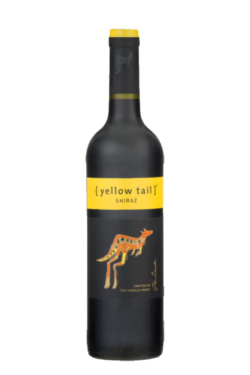 Yellow Tail Shiraz - 750 ML