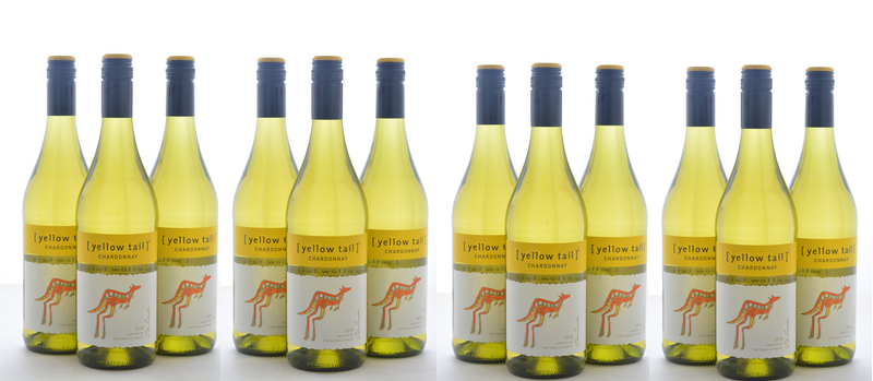 Groupon Yellow Tail Wine - 15 Pack - Wine on Sale