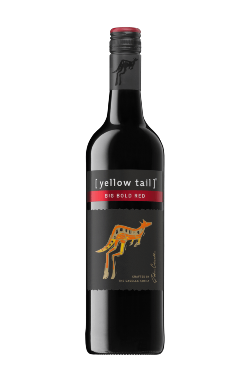 Yellow Tail Big Bold Red - 750 ML