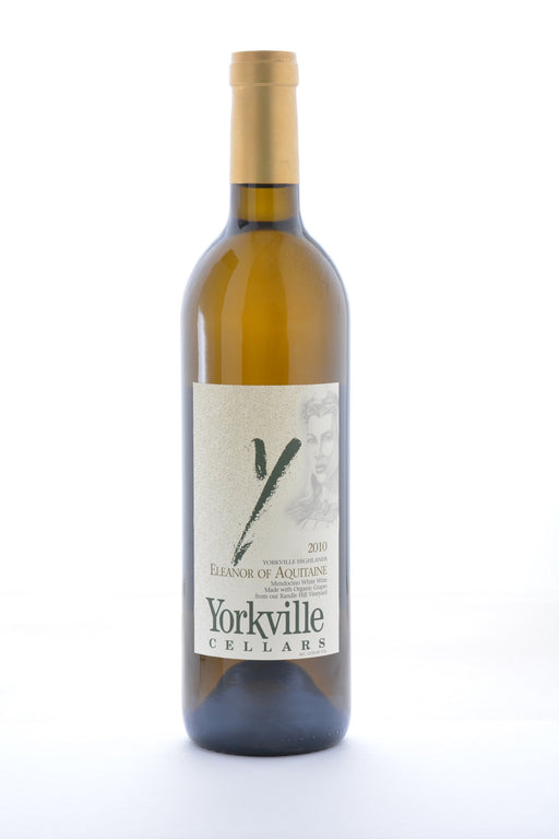 Yorkville Cellars Eleanor of Aquitaine White Blend 2010 - 750ML - Wine on Sale