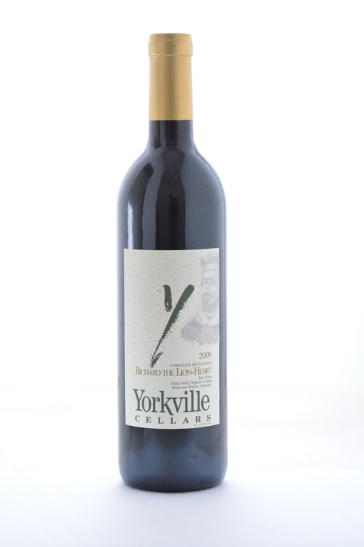 Yorkville Cellars Richard The Lion Heart Red Blend 2009 - 750ML - Wine on Sale