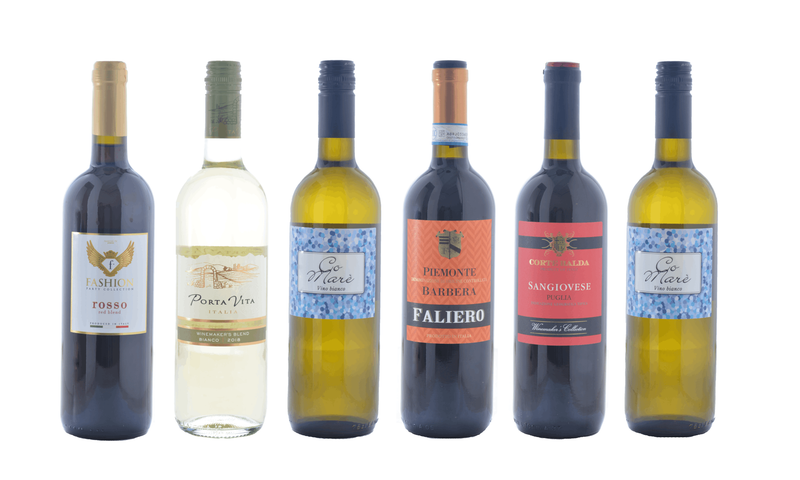 Groupon - Italian Wine 6 Pack