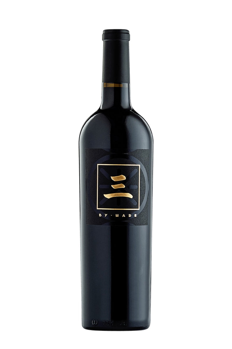 Wade Cellars Three by Wade Napa Valley Cabernet Sauvignon 2018 - 750 ML