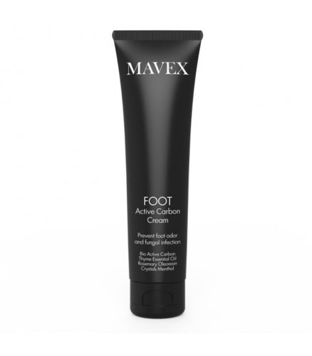 MAVEX - FOOT ACTIVE CARBON CREAM