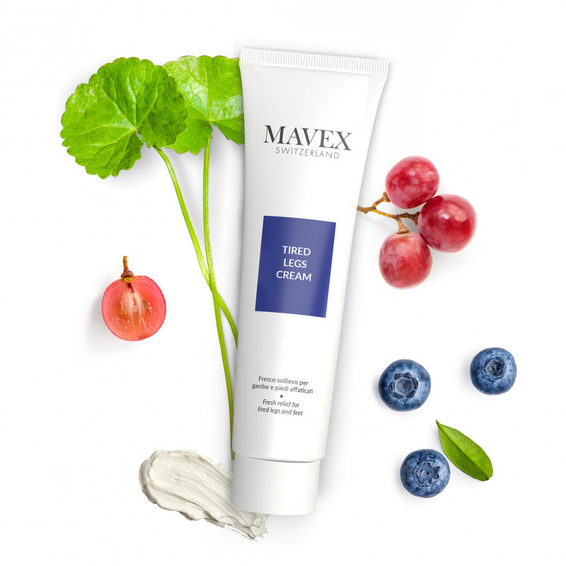 MAVEX - FITOCEUTICI - TIRED LEGS CREAM