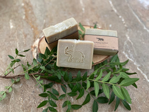 Peppermint & Tea tree Soap