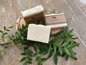 Simply Natural unscented Soap