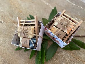 Mini Soap Duo with Ladder in Gift Box