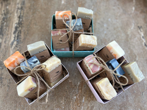 Mini Soap bar Collection
