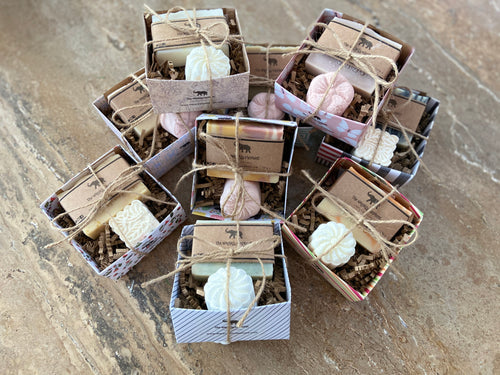 Natural Soap Gift Box