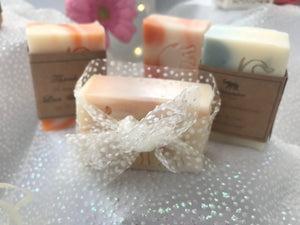 Mini Soap wedding favours