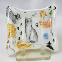 Load image into Gallery viewer, Cats Soap Dish