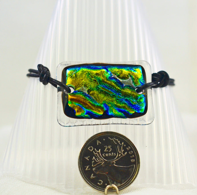 The Dichroic Bracelet Collection Mish Mash