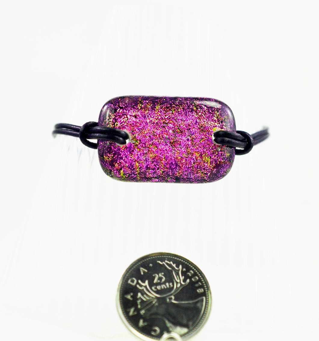 The Dichroic Bracelet Collection Pink #1